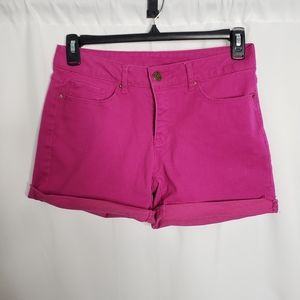 ❤3/$15 time and tru pink shorts